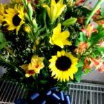Little Falls Sunflowers - by ROSE PETALS FLORIST