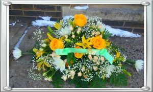 little falls casket flowers
