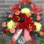 Tradional Funeral Basket