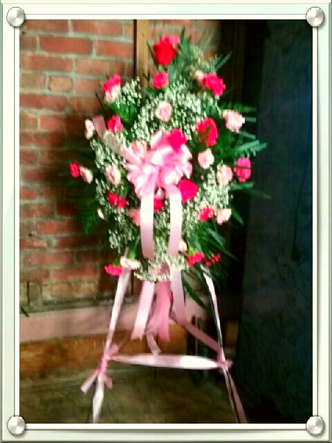 Funeral Flowers STANDING SPRAYS
