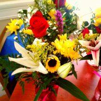 Little Falls Flower Bouquet by ROSE PETALS FLORIST