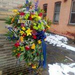 sympathy flower funeral flowers