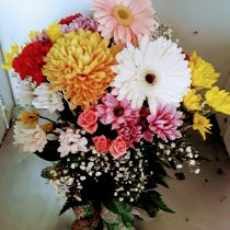 Summer flowers by ROSE PETALS FLORIST