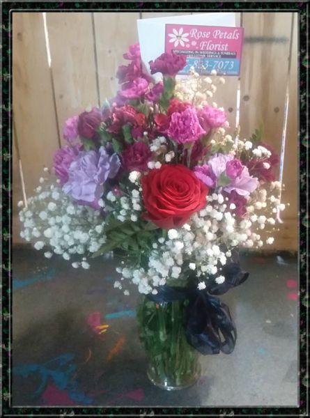 Flower Delivery by Rose Petals Florist & Little Falls Flowers \u2013 Flower Delivery by Rose Petals Florist