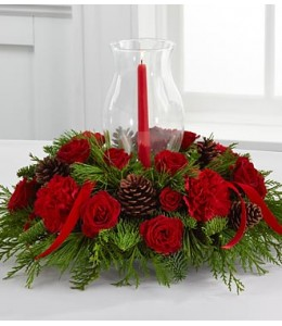 Winter Wonders Centerpiece