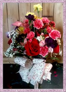 Little Falls Flowers - Custom Arranged for You
