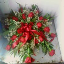 flowers by rose petals florist