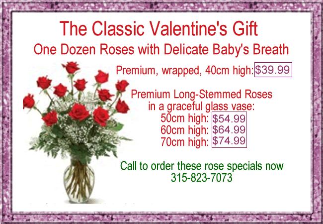 Valentine Classic Roses 2018