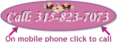 Call Rose Petals Florist for Flower Delivery